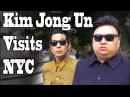 KIM JONG UN VISITS NYC - PART 2 (10 Hours of Walking)