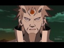 Индра против Ашура Полный Бой | Ashura VS Indra HD [AMV]