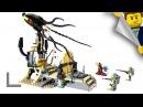 Обзор набора Lego Atlantis 8061 Ворота Кальмара (Gateway of the Squid)