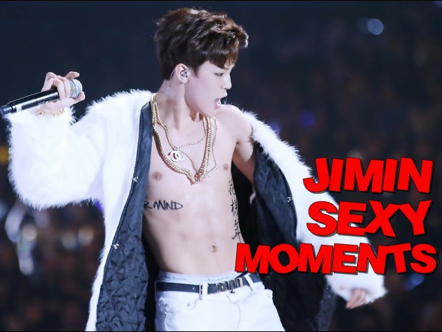 BTS Jimin - Sexy Moments