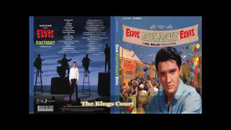 Elvis Presley - Roustabout - No. 164 In The FTD Collection - Full Album
