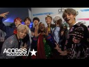 BTS On Their Epic AMAs Performance How The BTS Army Supports Them   Access Hollywood