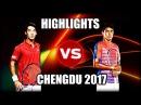 Yuichi Sugita vs Thiago Monteiro CHENGDU 2017 Highlights