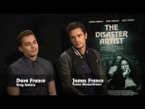 THE DISASTER ARTIST Interview - Not Taking No For An Answer