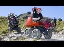 LUF-MOBIL - вездеходное кресло для людей с ограниченными возможностями