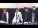 171008 BTS Hongdae Fansign - Cute Little Bunny Jungkook Dancing Fancam