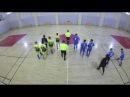 FC GE FC Волжский причал 8 игра 14 01 18 г