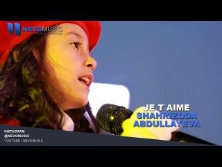 Shahrizoda Abdullayeva - je t'aime (cover)