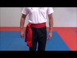 How to Tie a Kung-Fu Sash
