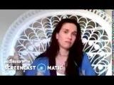 Наталия Орейро - прямая трансляция - шуточный перевод 04.04.2017 Natalia Oreiro