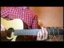 Разбор гитарного боя Чеченский