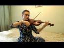 Скрипка Ибрагима из сериала Великолепный век часть 2 violin cover