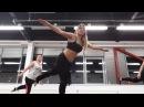 Танцевальная разминка от Шаганэ. Простой вариант для взрослых начинающих танцоров.