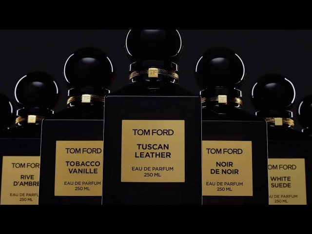 TOM FORD Private Blend Collection A Personal Scent Laboratory