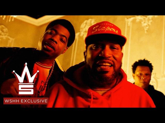 Webbie Feat. Bun B Joeazzy Itz Up (WSHH Exclusive - Official Music Video)