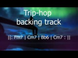 Trip Hop Style Backing Track (Fm)