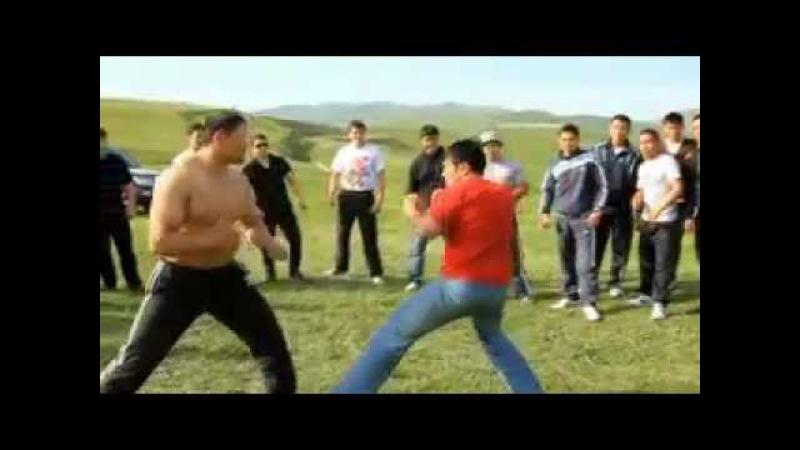 Kyrgyzskaya kriminal'naya razborka BEYBARS MAKSAT 240