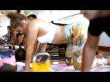 Jennifer Lopez Full-Body Workout
