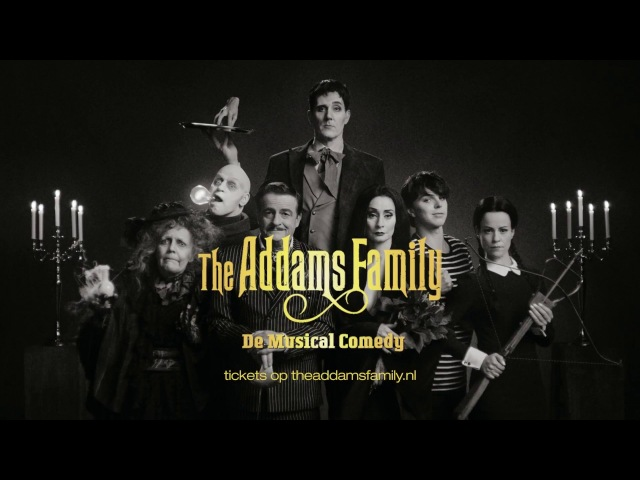 The Addams Family - 22 januari 2018