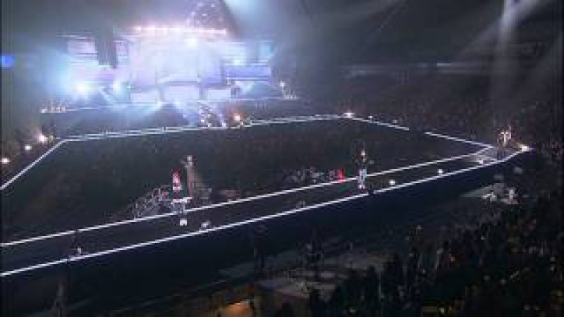 Big Bang - My Heaven @ Electric Love Tour 2010 HD