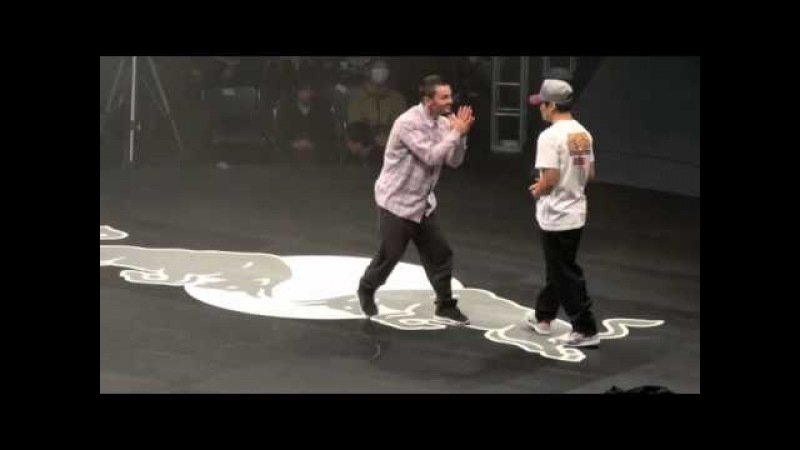 RED BULL BC ONE 2010 TOKYO Airdit vs Beast