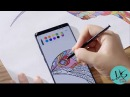 Samsung Galaxy note 8 Tablet Unboxing and Review Amazing Feature