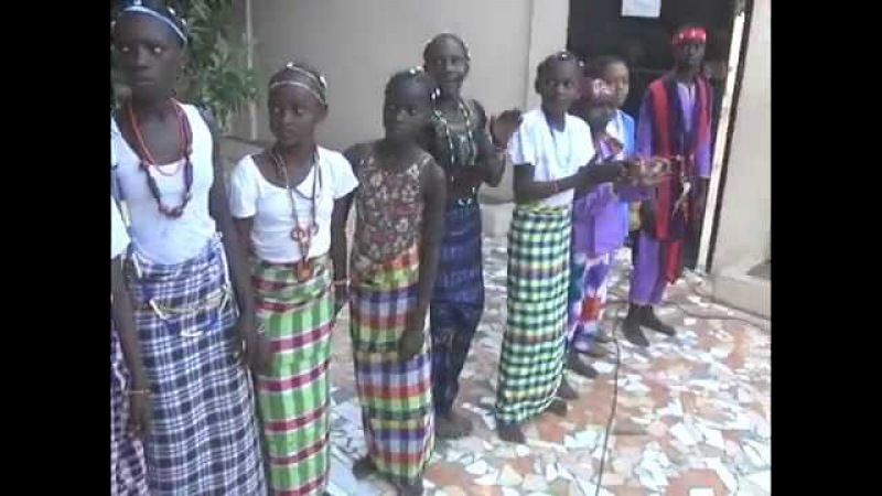 Amadu Bansang Jobarteh School Of Music Live on GRTS