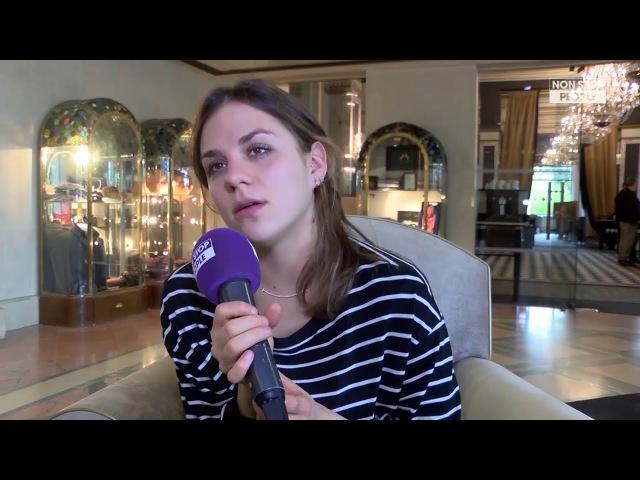 La fille de Roman Polanski et Emmanuelle Seigner présente son court métrage au Festival de La Baule