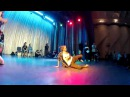 B-girl Ksuha (Neva City B-girls) - Judge Solo on Make It Funky 3
