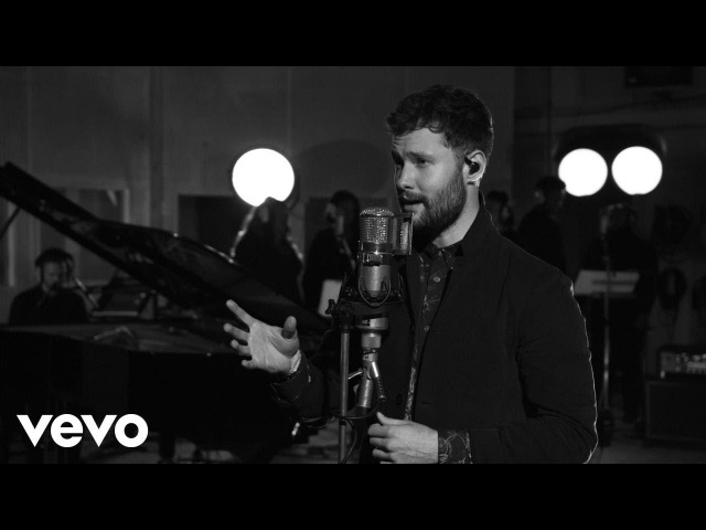 Calum Scott - You Are The Reason (Live From Abbey Road Studios)