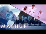 GOT7 x BTS x K.A.R.D - Never Ever  Not Today  Don't Recall MASHUP