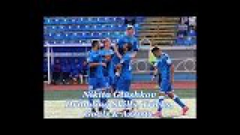 Nikita Glushkov Dribbling Skills, Tricks, Goals Assists / Никита Глушков (фк Сибирь / Урал)