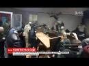 Розгляд справи Коханівського обернувся погромом та сутичками з правоохоронцями