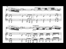 Lowell Liebermann - Sonata for Flute and Piano, Op. 23 (1987) [Score-Video]