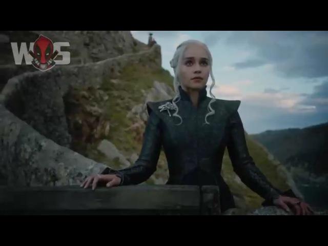 Игра Престолов/ Game of Thrones (7 сезон 3 серия) Русское промо Правосудие Королевы