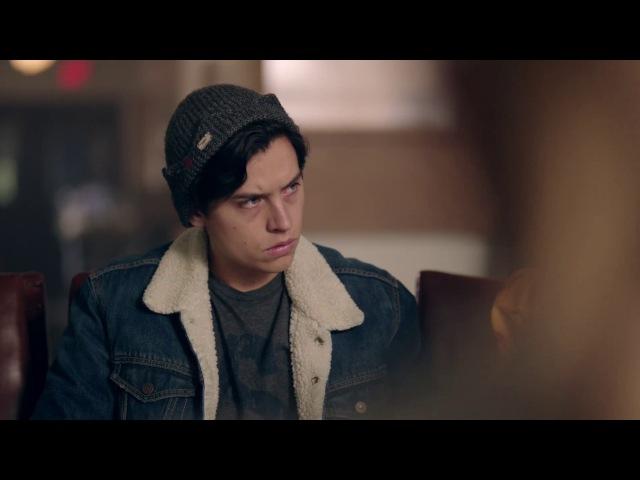 Ривердейл 2 сезон трейлер с Comic Con с русской озвучкой