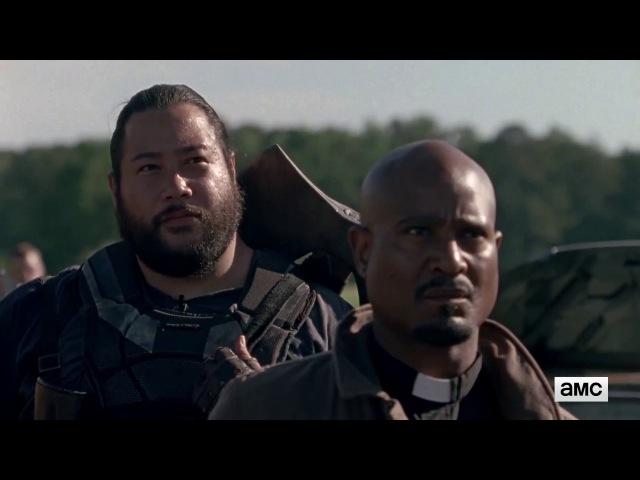 Ходячие мертвецы The Walking Dead 8 сезон Русский трейлер (LostFilm, 2017)