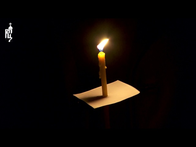 В понедельник 1-й седмицы Великого поста Патриарх Кирилл совершил повечерие в Храме Христа Спасителя
