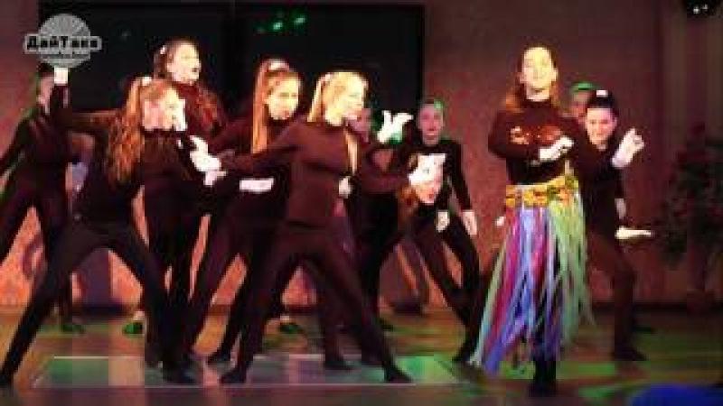 Dance Theatre Energy ТЕАТРАЛЬНЫЙ ЭТЮД В мире животних постановка О Глибко
