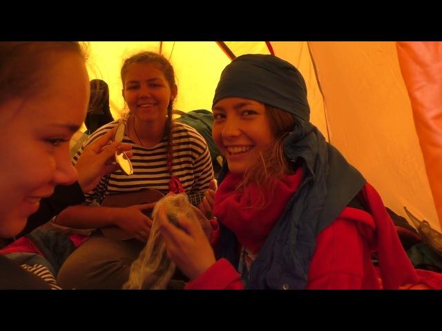 Тайга, водопады, грозы и путь на Левый Тайгиш. Затерянный мир Ергак (часть 3)