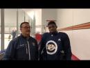 Пи Кей Суббан представляет Кэма Бразерс, нашего главного тренера в USA ICE HOCKEY CAMP