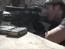 Pt.1 AMAZING VIDEO Sniper Blackwater Commando in Iraq shoots insurgents