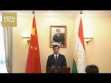 В Пекине подвели итоги развития отношений Китая и Таджикистана за 2017 год