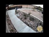 Police Department Trespassing