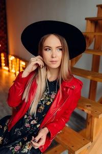 Алёночка Ирисбаева-Никольская