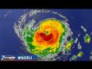 Тайфун Нору в Тихом океане Aesthetic