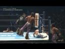 New Japan Pro Wrestling 2018 01 04 Wrestle Kingdom 12 IWGP Junior Tag Team Championship Match Roppongi 3K vs. the Young Bucks