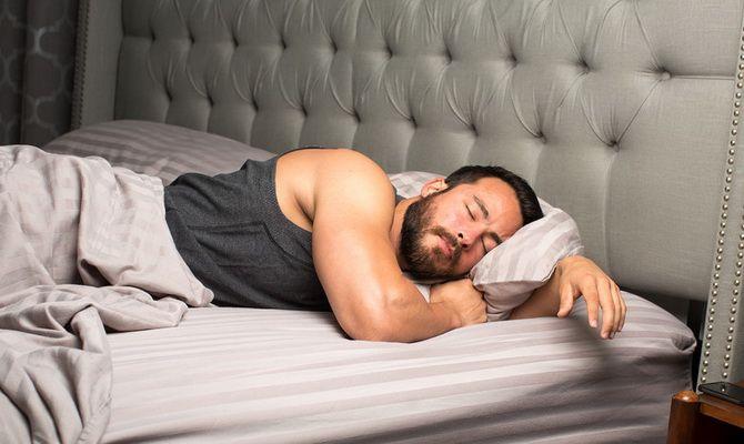 U770N AMp0c Как недостаток сна приводит к набору жировой массы