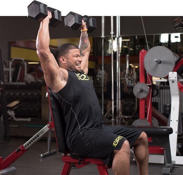LoL Rxen0cQ 6 крутейших упражнений для плеч, которые вы не делаете!