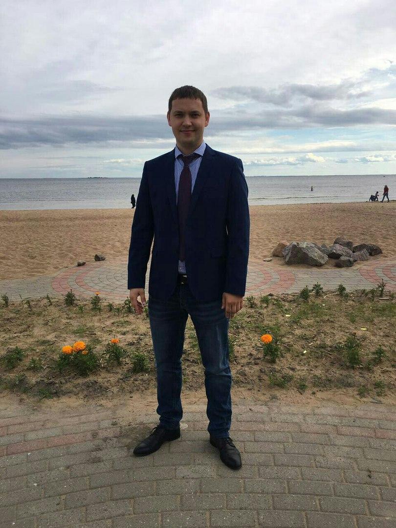 Aleksandr Davydov, Saint Petersburg - photo №1